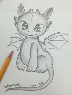 draft toothless from how to train your drag. - pencil draft toothless from how to train your drag. -pencil draft toothless from how to train your drag. - pencil draft toothless from how to train your drag. Cute Disney Drawings, Cute Kawaii Drawings, Cool Art Drawings, Art Drawings Sketches, Animal Drawings, Drawing Ideas, Dragon Drawings, Disney Pencil Drawings, Sketch Drawing
