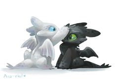 18 Best Ideas How To Train Your Dragon Drawings Toothless Night Fury Toothless And Stitch, Toothless Dragon, Baby Toothless, Cute Disney Drawings, Cute Animal Drawings, How To Train Dragon, How To Train Your, Cute Dragons, Httyd Dragons