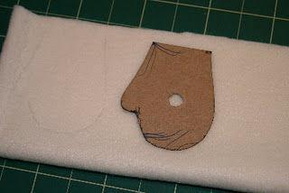 Как шить варежки из флиса выкройка