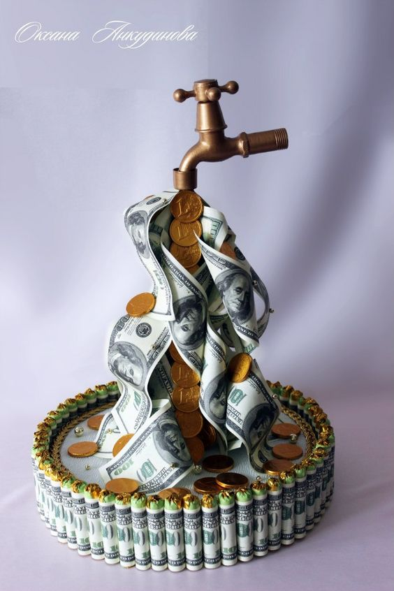 денежный фонтан