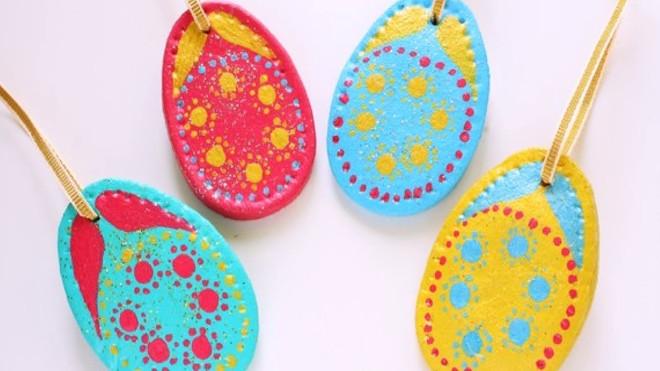 Яички на петельке