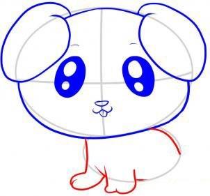 Раскраска собака — полезные советы как нарисовать собаку ...