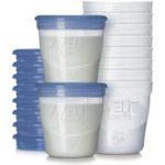 контейнеры для хранения молока