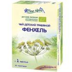 флер альпин чай фенхель
