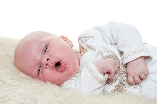 кашель новорожденного