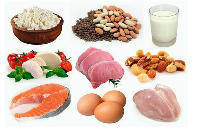 продукты с глицином