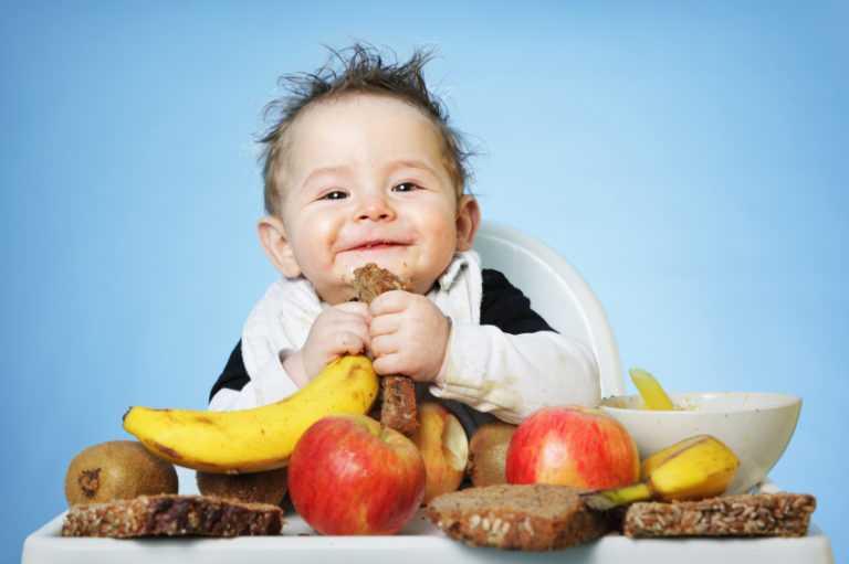 ребенок и еда 9 месяцев