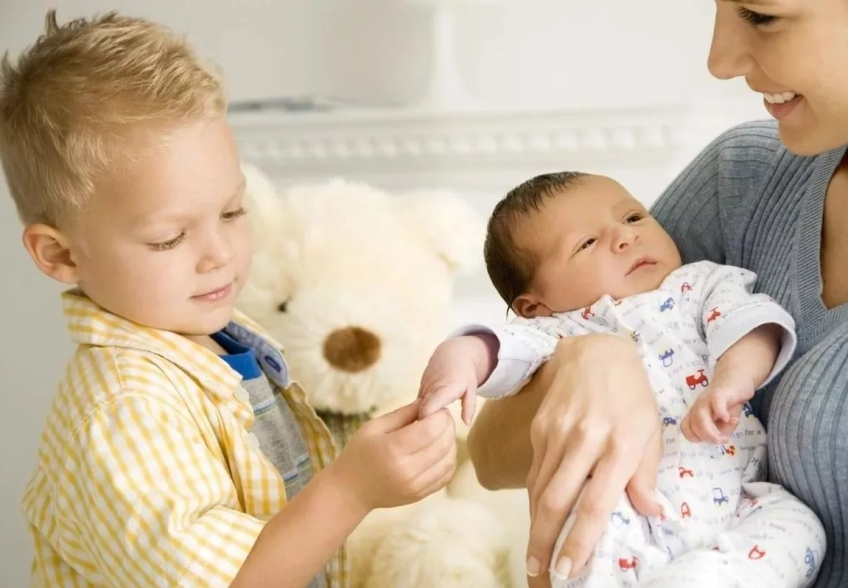 пособия на второго ребенка
