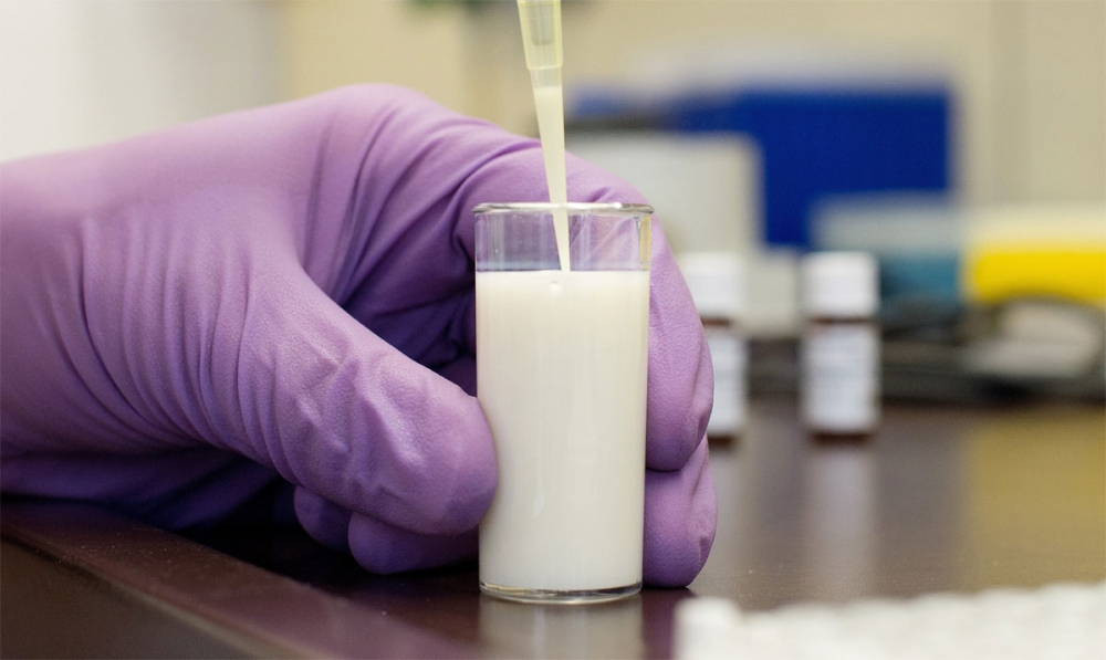 анализ молока