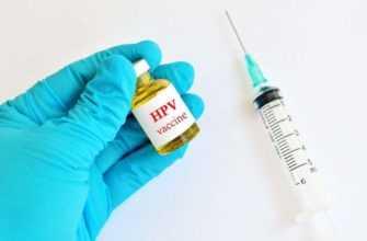 вакцина ВПЧ