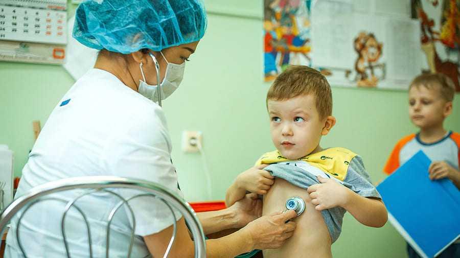 иммунизация детей от гриппа