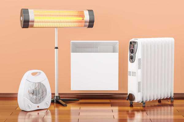 Достоинства электрических обогревателей