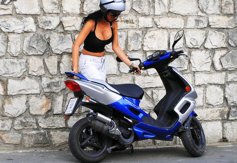 Причины поломки скутера