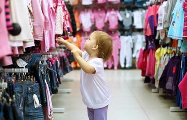 Как выбрать детскую одежду из трикотажа?
