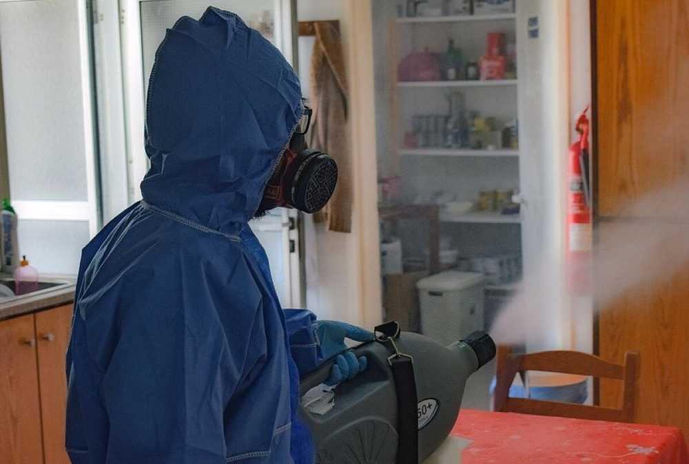 Как убить коронавирус в квартире?