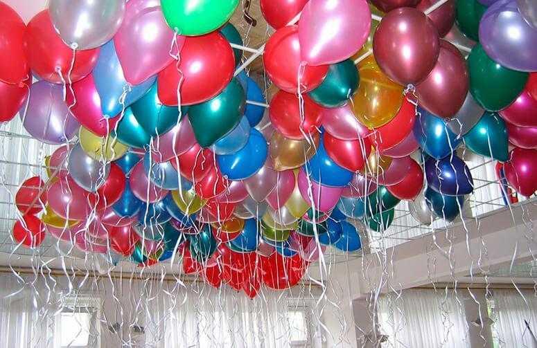 Распространенные виды воздушных шаров