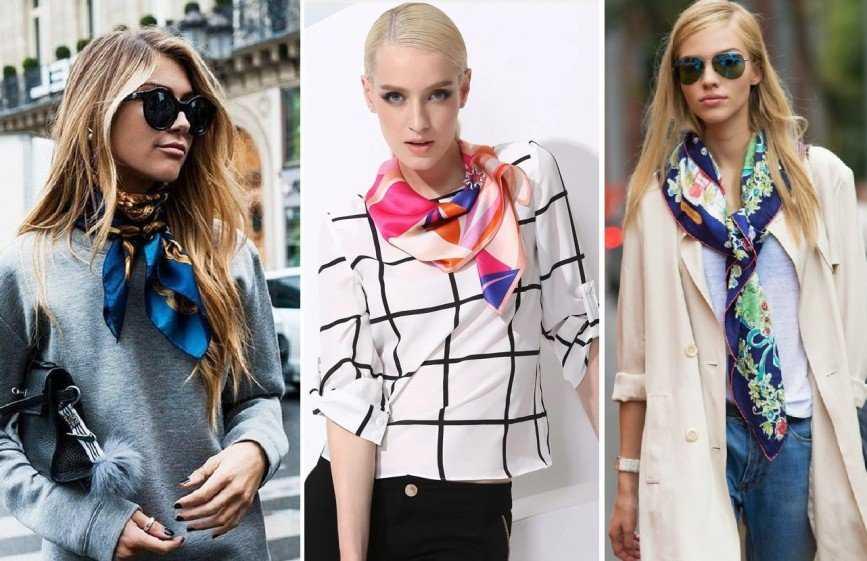 Как правильно выбрать качественный платок?