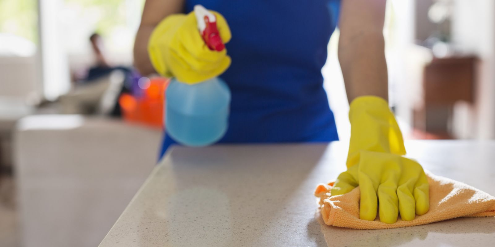 10 лайфхаков для быстрой уборки квартиры