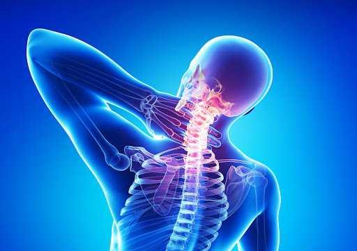 Остеохондроз шейного отдела позвоночника: симптомы