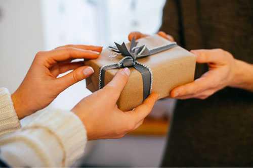 Как правильно выбрать подарок?