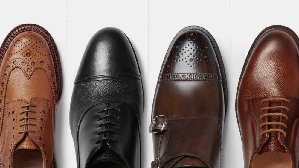 Какими должны быть мужские ботинки?