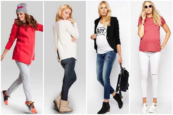 Особенности одежды для будущих мам