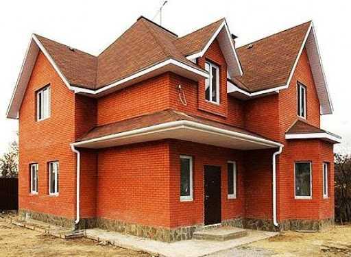 Достоинства кирпичных домов