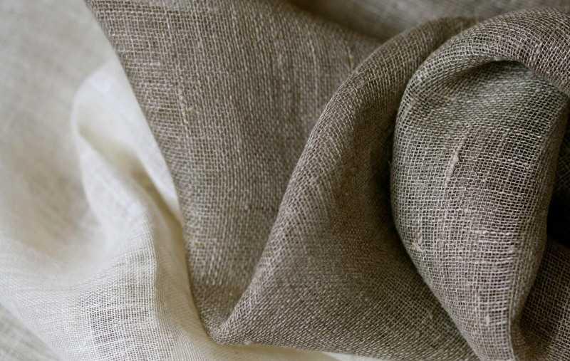 Преимущества изделий из льняной ткани