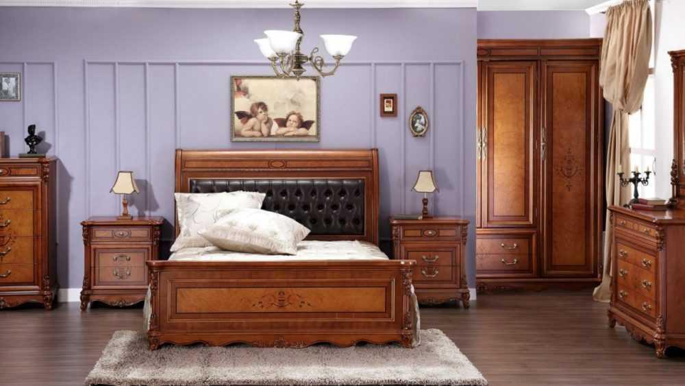 Мебель из натуральной древесины и ее достоинства