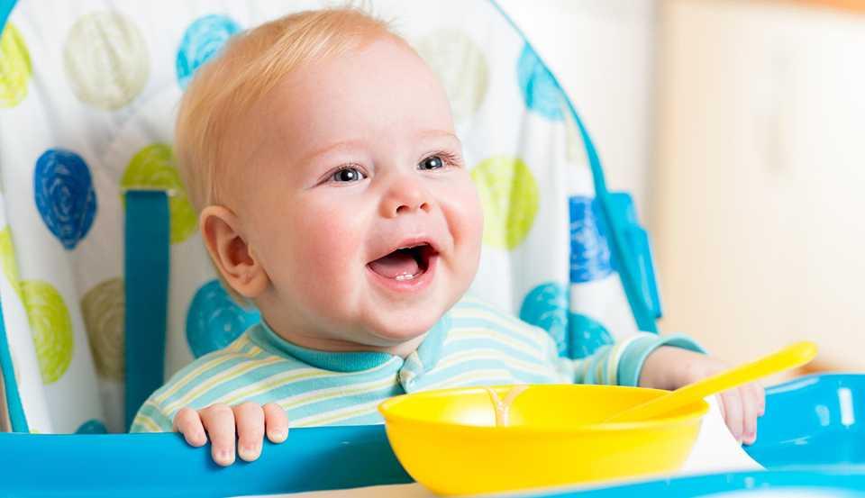Как выбрать детское питание?