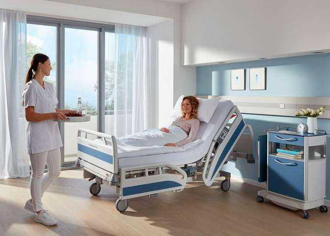 Как выбрать медицинскую кровать правильно?
