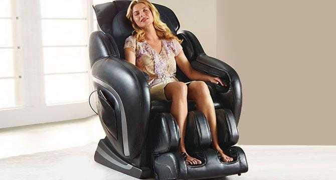 Виды массажа на массажном кресле