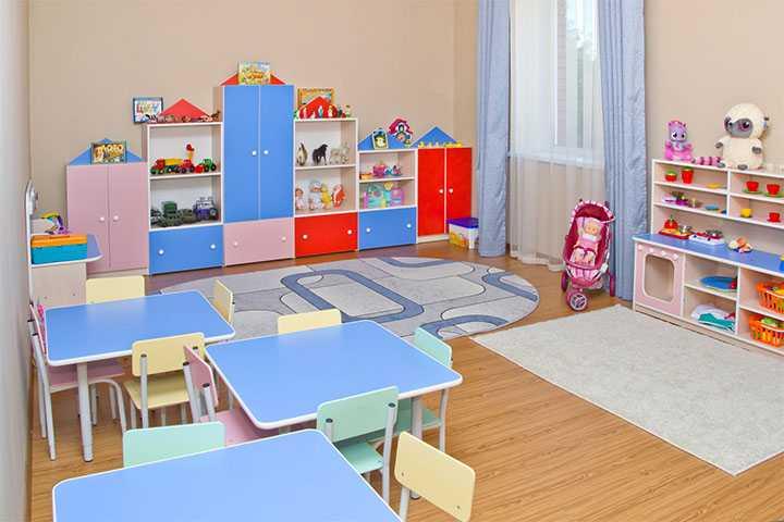 Какую мебель выбрать для детского сада?