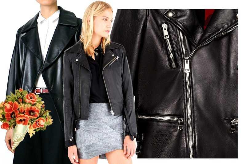 Советы по выбору кожаной куртки