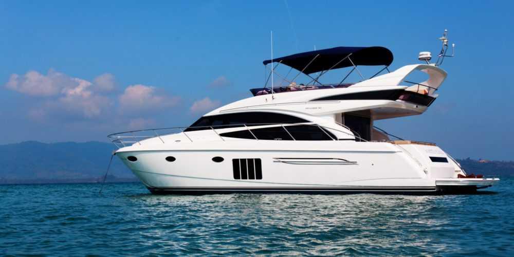 Как правильно выбрать яхту для аренды?