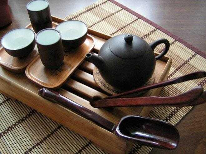 Заварочный чайник для чайной церемонии