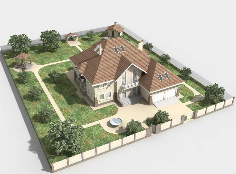Что нужно помнить при выборе проекта дома?