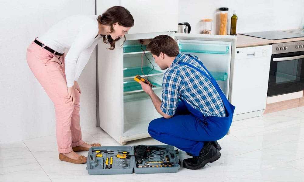 Распространенные причины неисправности холодильников
