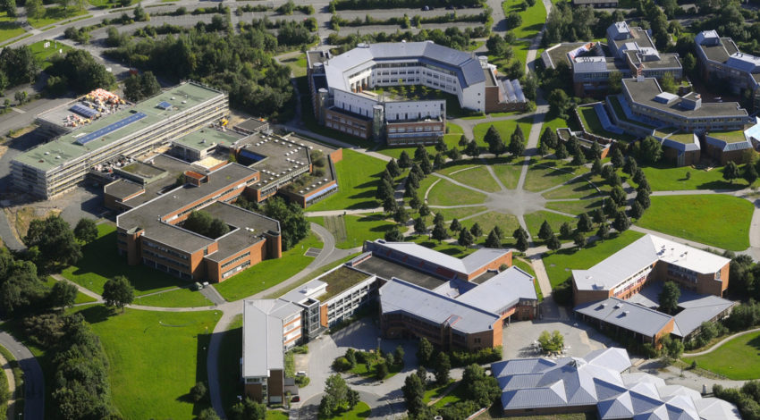 Как выглядят и устроены современные кампусы?
