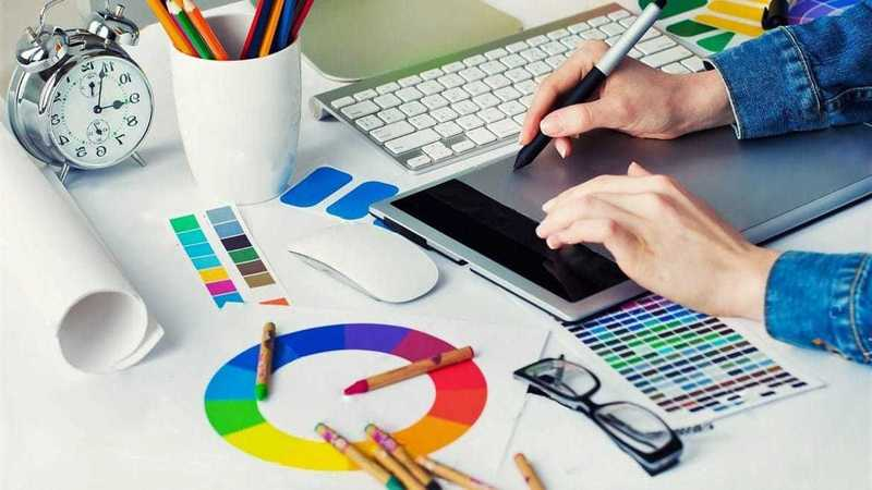 Особенности профессии графического дизайнера