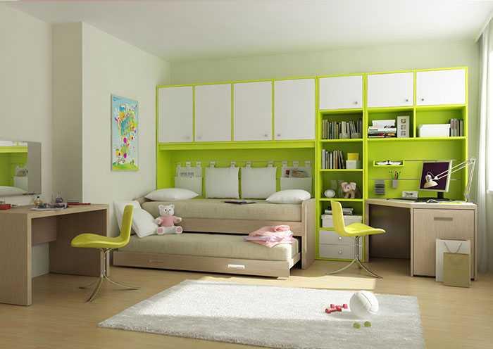 Главные критерии выбора детской мебели