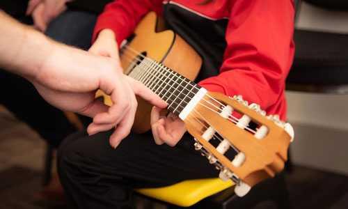 Полезные советы по игре на гитаре