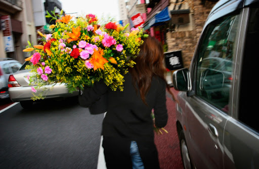 Почему доставка цветов пользуется большой популярностью?