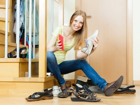 Особенности процедуры реставрации обуви