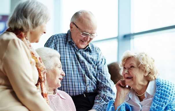 Как выбрать дом для престарелых?