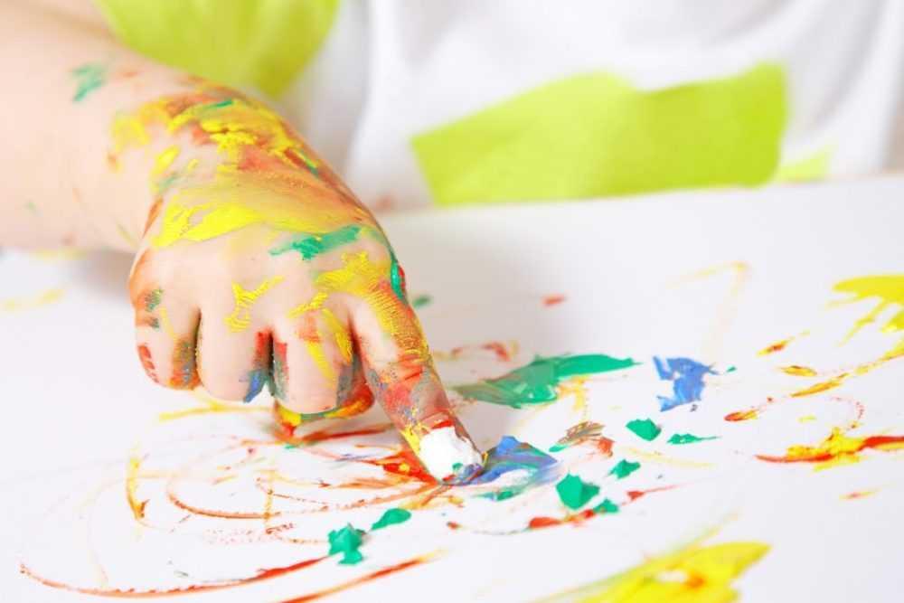 Польза от рисования для детей