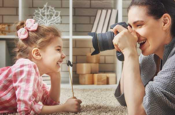 Что нужно помнить при проведении детской фотосессии?