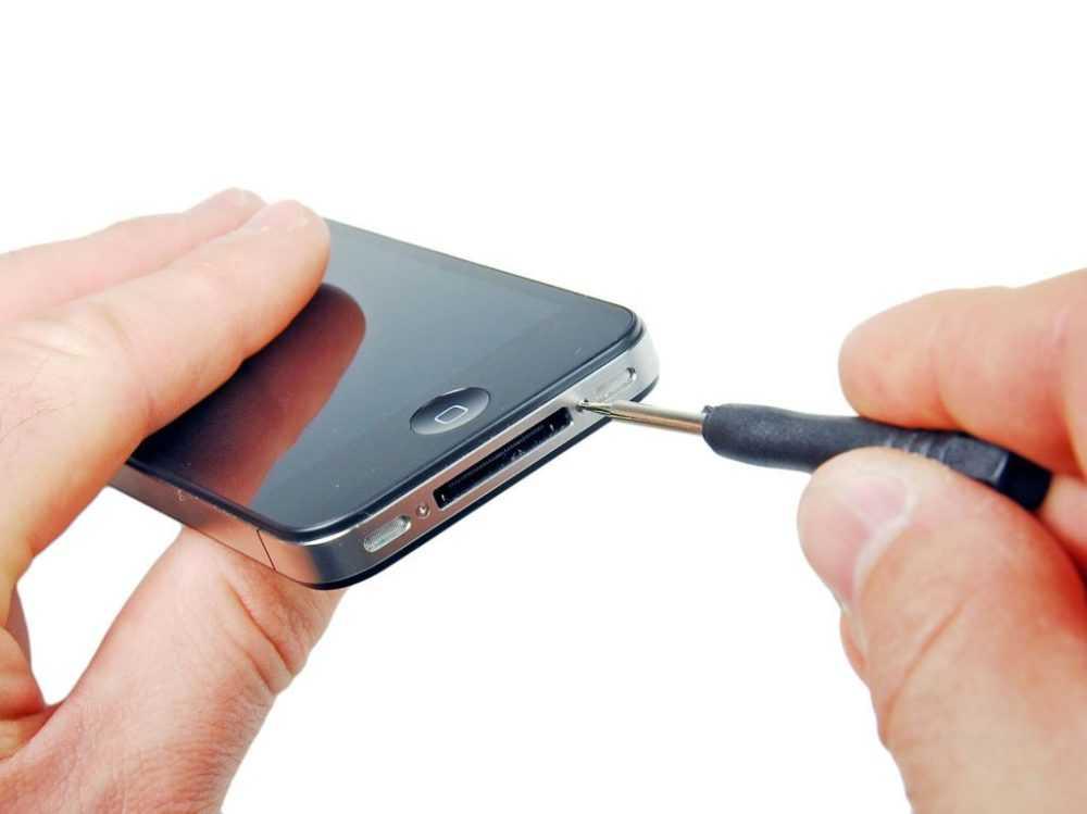Распространенные неисправности iPhone